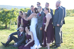 Our Fantastic Wedding Party!