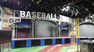 The Baseball Tonight Studio